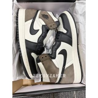[GeekSneaker] Giày Jordan 1 High DarkMocha - Phiên bản Tiêu Chuẩn