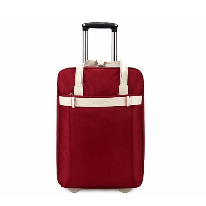 Vali túi du lịch HQ205890-2 (đỏ)