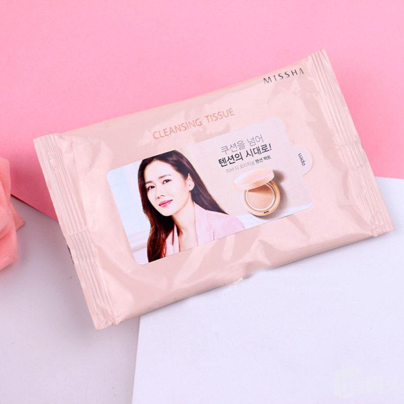 Khăn giấy tẩy trang Missha cleansing tissue - 21485020 , 57366028 , 322_57366028 , 20000 , Khan-giay-tay-trang-Missha-cleansing-tissue-322_57366028 , shopee.vn , Khăn giấy tẩy trang Missha cleansing tissue