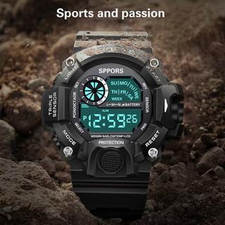 Đồng hồ thể thao nam nữ Spports TT444