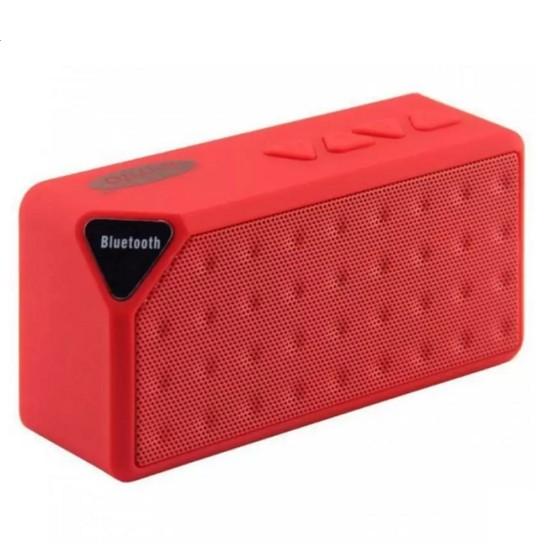 Loa nghe nhạc Bluetooth Wireless Speaker x3 - Bh 1 tháng -DC1261