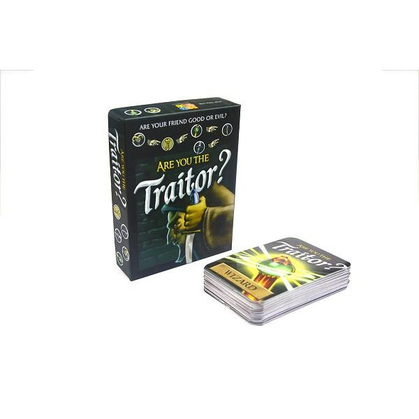 Đồ chơi Board Game BG3011 Ai là kẻ phản bội? Are you the Traitor?