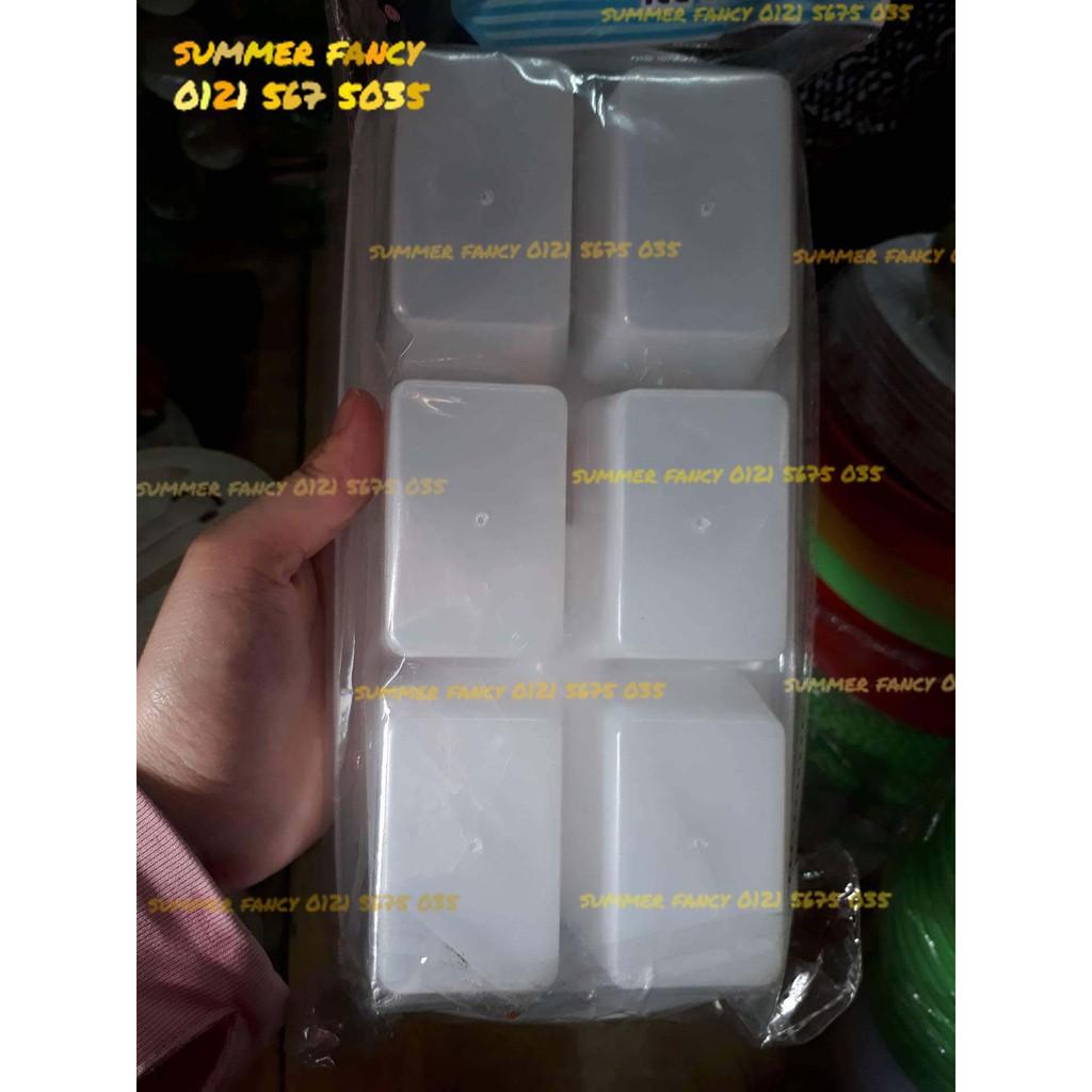 Khuôn thạch vuông nắp đậy khay đá bia nắp đậy Khay ăn dặm cho bé - Ice cube tray - 3028047 , 892664950 , 322_892664950 , 25000 , Khuon-thach-vuong-nap-day-khay-da-bia-nap-day-Khay-an-dam-cho-be-Ice-cube-tray-322_892664950 , shopee.vn , Khuôn thạch vuông nắp đậy khay đá bia nắp đậy Khay ăn dặm cho bé - Ice cube tray