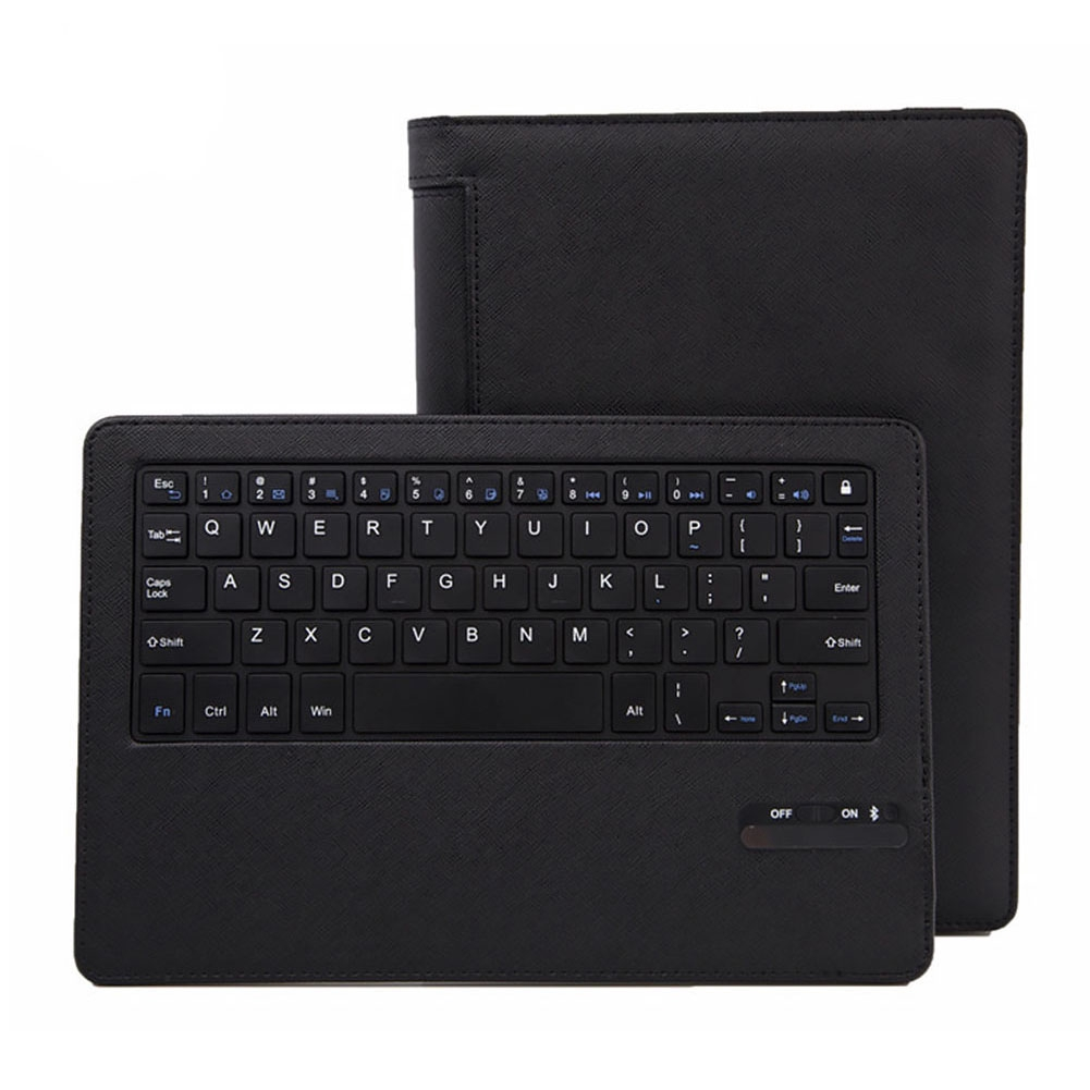 Bluetooth Cover Wireless Smart Stand Leather Flip Keyboard Case Gadget