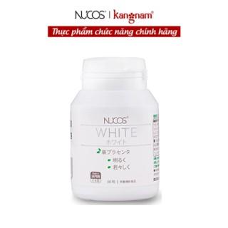 Viên uống dưỡng trắng sáng da Nucos White hộp 60 viên thumbnail