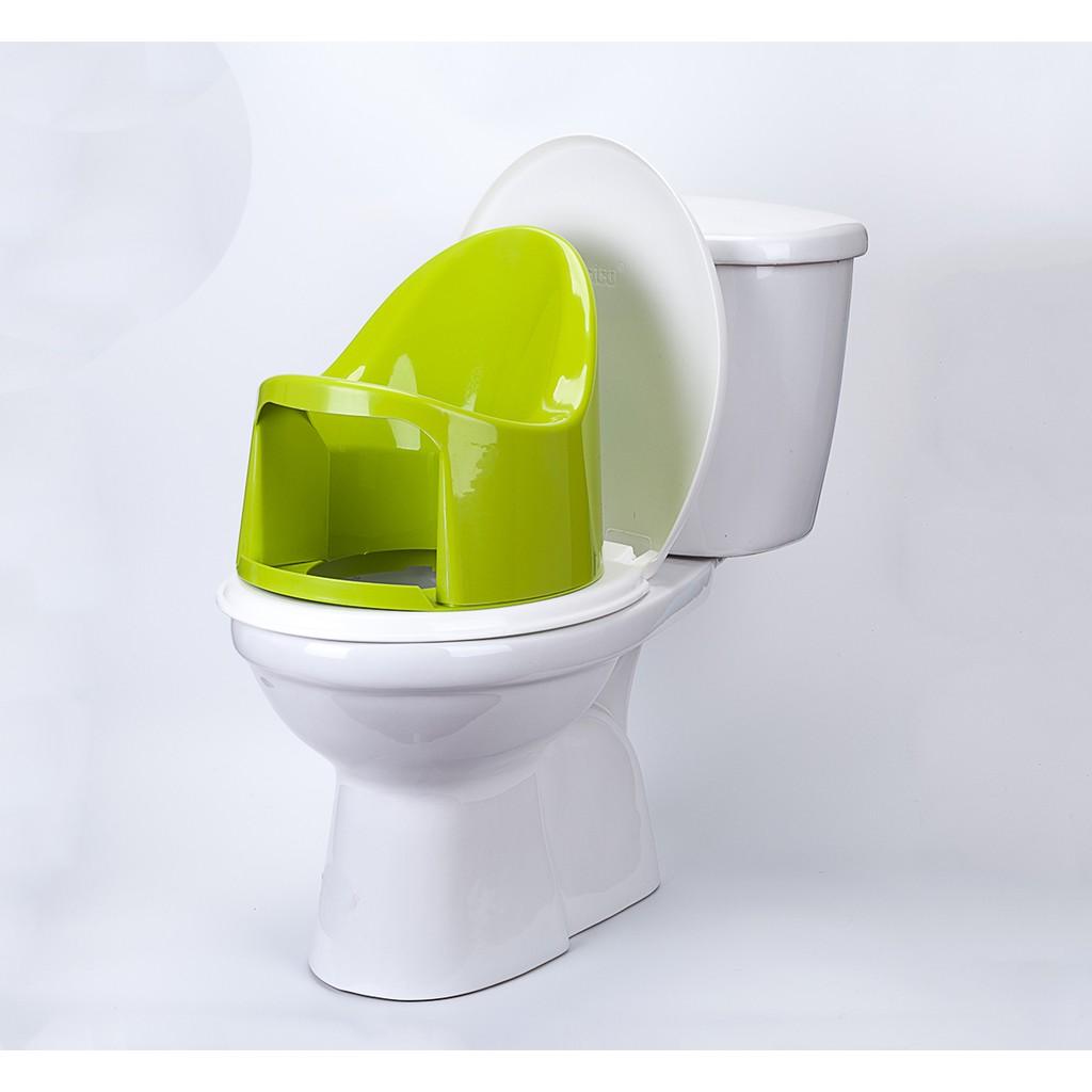 Bô vệ sinh đa năng cho bé Boom