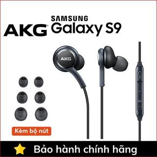 Tai Nghe AKG Zin Samsung S9 / S9 Plus | Hàng Zin Theo Máy Chính Hãng Samsung Sản Xuât Tại Bắc Ninh