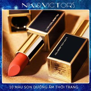 TOP 10 màu son môi đẹp được Ưa Chuộng Nhất hiện nay thumbnail
