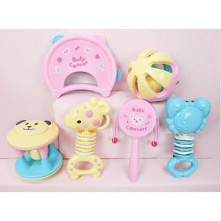 Bộ đồ chơi 6 món