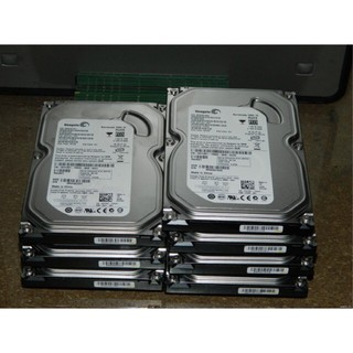 Hdd 160g, 250g Seagate Sata PC 3.5