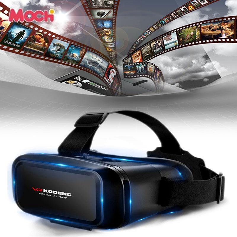 Kính chơi game/xem phim 3D thực tế ảo sống động như thật