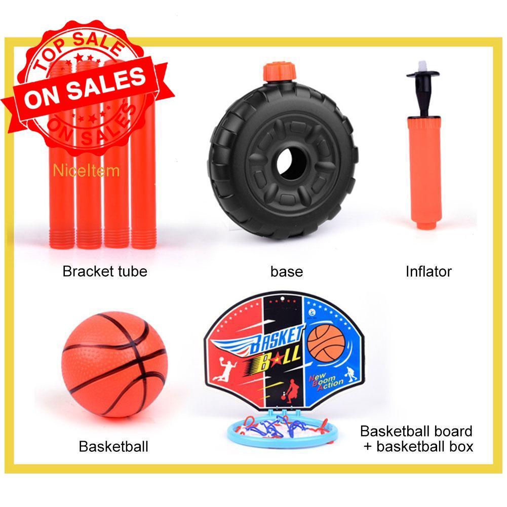 Giá đỡ bóng rổ có thể điều chỉnh Goal B K7J1