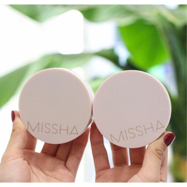 Phấn nước 💖FREESHIP💖 Phấn Missha M Magic Cushion SPF50+ PA+++ mềm mỏng tự nhiên