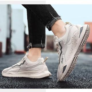 Giày Sneaker Nam TKTMS40 Giày Thể Thao Nam Tăng Chiều Cao Kiểu Dáng Trẻ Trung Chính Hãng TKT STORE Size (39-43) thumbnail