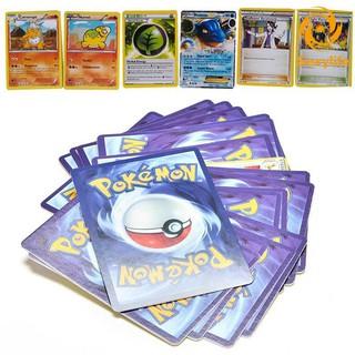 SL♣ 17Pcs/25Pcs Carte Pokemon Cards Charizard Toys Games Playing Pokemon Card English Kids Gift Coll