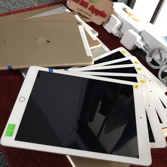 Máy Tính Bảng iPad 2019 / iPad 2018 / iPad 2017 (4G + Wifi) 32GB / 128GB Còn Bảo hành Chính hãng Like New [Tặng Ốp Lưng] | SaleOff247