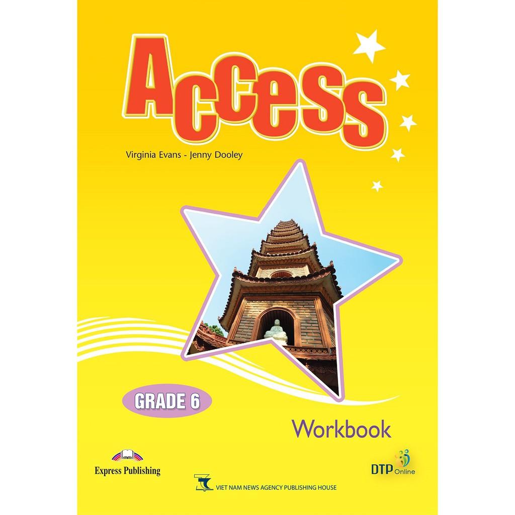 Access Grade 6 - Workbook - 3356723 , 999824177 , 322_999824177 , 107000 , Access-Grade-6-Workbook-322_999824177 , shopee.vn , Access Grade 6 - Workbook