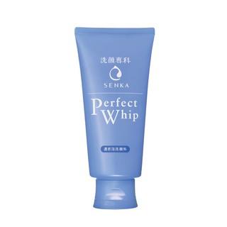 Hình ảnh Sữa rửa mặt tạo bọt chiết xuất tơ tằm trắng Senka Perfect Whip 120g_14839-2
