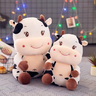 BÒ sữa ngồi, bò sữa nằm miễn phí gói quà + tặng thiệp thumbnail