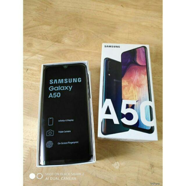 Điện thoại sam sung A50 bản 128gb