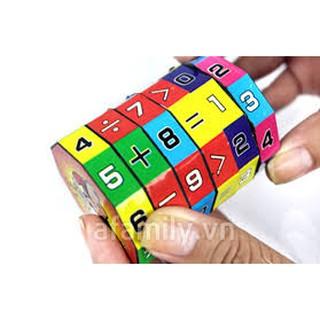 Đồ Chơi Rubich Toán Học thông minh Cho Bé loại to 6 x9cm