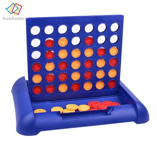 FCD Kids Connect 4 Game Family Party Bar Chess Toy Children's Educational Board Toys Gifts
