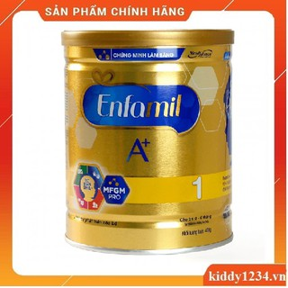 [Sale] Sữa ENFAMIL A+1-400G cho trẻ 0-6 tháng (HSD 2021)