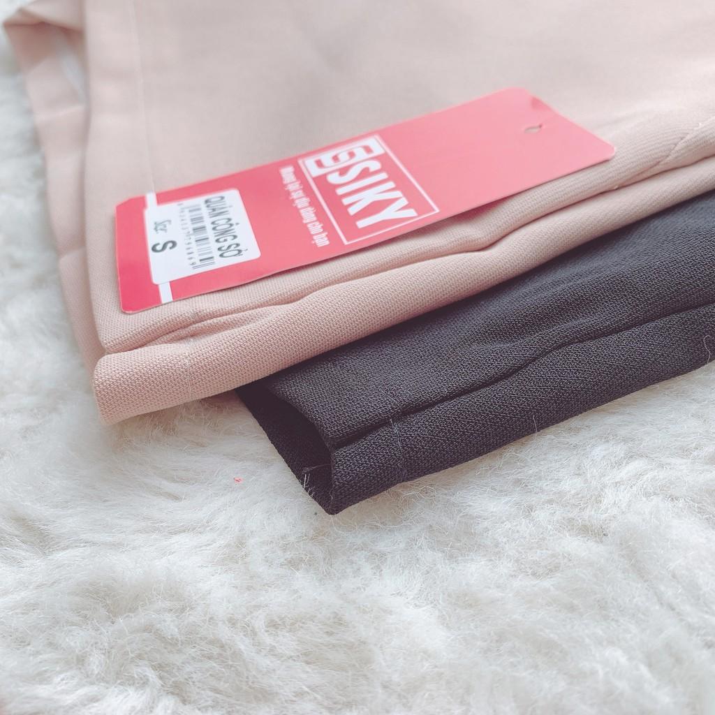 Mặc gì đẹp: Đẹp với Quần baggy nữ vải công sở SIKY chất đẹp
