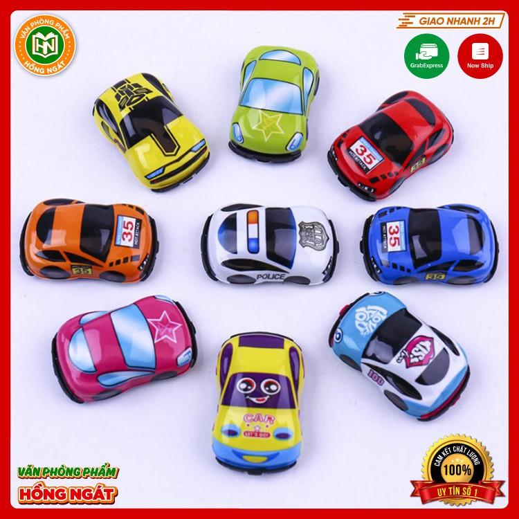 Đồ chơi trẻ em ô tô mini đồ dùng làm quà tặng cho bé trong học tập