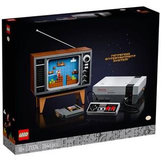 BỘ LEGO LẮP RÁP 71374 MÁY GAME MARIO NINTENDO ENTERTAINMENT SYSTEM thumbnail