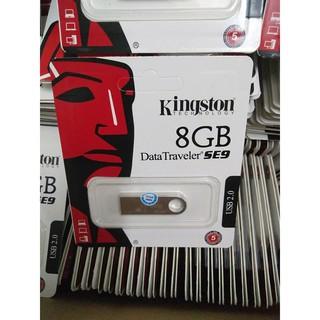 USB 8GB/16GB/32GB Kingtons SE9 2.0 nhỏ gọn, chống nước, vỏ kim loại