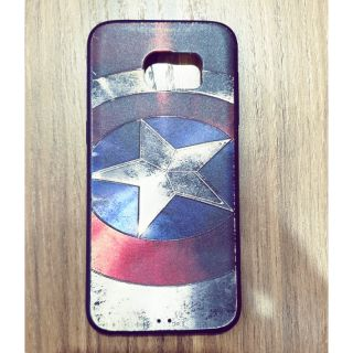 Ốp lưng captain american galaxy S7 edge