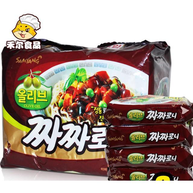 Lốc 5 gói mì tương đen Samyang Hàn Quốc - 2878569 , 978373405 , 322_978373405 , 125000 , Loc-5-goi-mi-tuong-den-Samyang-Han-Quoc-322_978373405 , shopee.vn , Lốc 5 gói mì tương đen Samyang Hàn Quốc