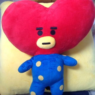 DOLL (GẤU BÔNG BT21) TATA OFFICIAL