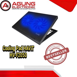 Quạt tản nhiệt 2 quạt HAVIT HV-F2050 thumbnail