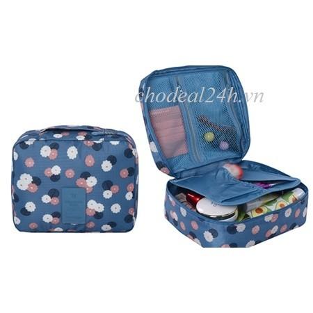 Túi đựng mỹ phẩm đi du lịch dành cho bạn nữ CD07 - 2657285 , 309684059 , 322_309684059 , 118000 , Tui-dung-my-pham-di-du-lich-danh-cho-ban-nu-CD07-322_309684059 , shopee.vn , Túi đựng mỹ phẩm đi du lịch dành cho bạn nữ CD07