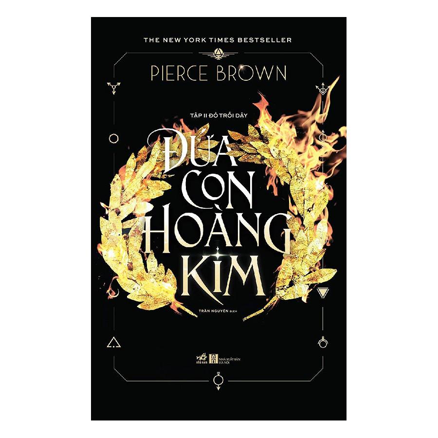 [ Sách ] Đỏ Trỗi Dậy Tập 2: Đứa Con Hoàng Kim