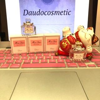 [ mini ] Nước hoa Dior Miss Dior Rose N Roses EDT 5ml thumbnail