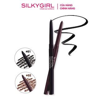 Chì Kẻ Mắt Silkygirl Long Wearing 0.28g thumbnail