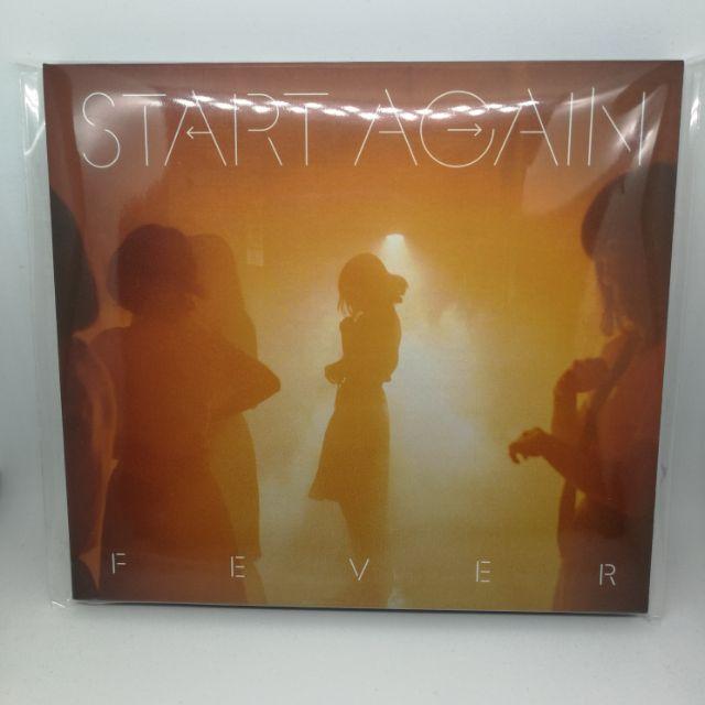 CD Single Start Again ของวง Fever