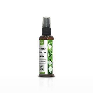 Tinh dầu massage RENEW - tăng tuần hoàn máu thumbnail