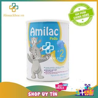 Sữa Amilac Pedia 2- Sữa dinh dưỡng đầy đủ dưỡng chất thay thế bữa ăn phụ dành cho trẻ nhỏ.