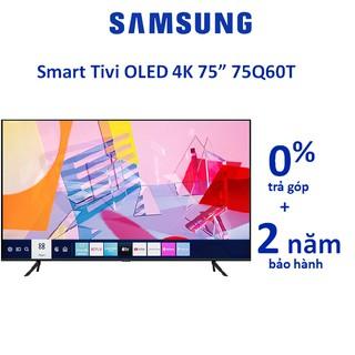 Smart Tivi QLED Samsung 4K 75 inch 75Q60T