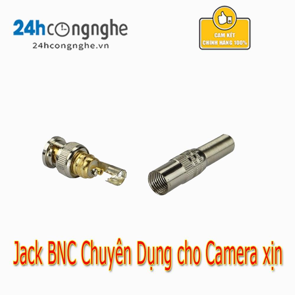 10 jack BNC xịn Chuyên Dụng Cho Camera