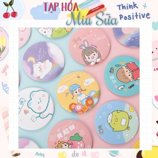 Gương mini bỏ túi cute dễ thương - MiuSua thumbnail