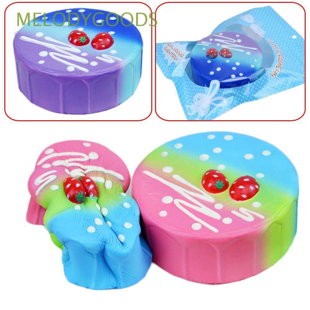 Super Soft Scented Slow Rising Galaxy Bread Kawaii Squishies