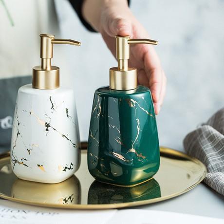 Bình Đựng Sữa Tắm dầu gội, Bình đựng nước rửa tay 350ml
