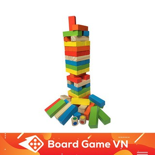 Rút Gỗ Màu cỡ lớn – BoardGameVN
