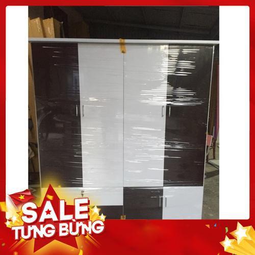 . [RẺ VÔ ĐỊCH ] Tủ Nhựa Đài Loan Gia Đình Cao Cấp: 185*165