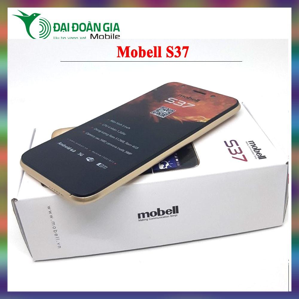 Điện thoại thông minh Mobell S37 - Tặng kèm tai nghe - Miếng dán mặt - 3117751 , 1060479443 , 322_1060479443 , 1240000 , Dien-thoai-thong-minh-Mobell-S37-Tang-kem-tai-nghe-Mieng-dan-mat-322_1060479443 , shopee.vn , Điện thoại thông minh Mobell S37 - Tặng kèm tai nghe - Miếng dán mặt